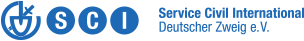 SCI Deutschland Freiwilligendienste Freiwilligenarbeit Workcamps Logo