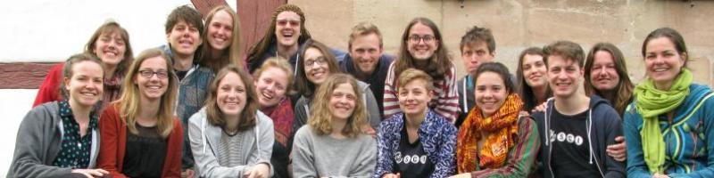Gruppenfoto der LTV-AG