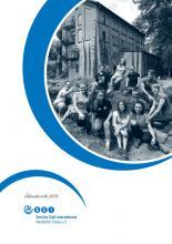 Jahresbericht 2018 cover